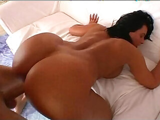 Big ass oiled